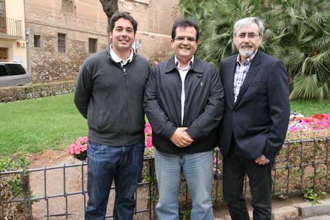 Diputación y Asecan estrechan sus lazos de colaboración para la promoción del Cine