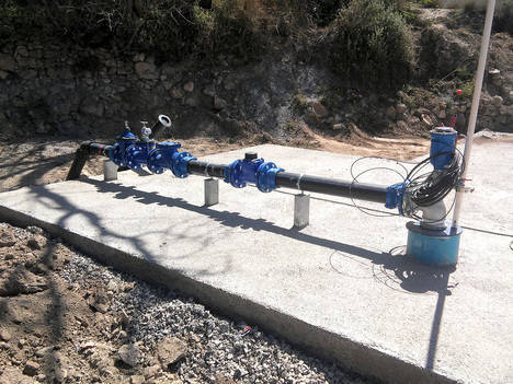 Diputación dotará de agua potable a los vecinos de Alcolea durante el mes de mayo