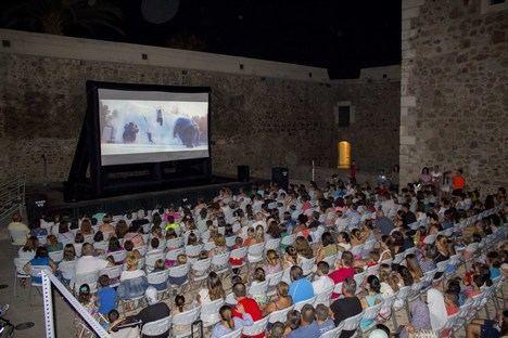 El cine de verano regresa las noches de julio y agosto al Castillo de San Andrés
