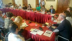 El Ayuntamiento respalda la elaboraci�n de un Plan Director de la Alcazaba