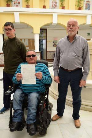 Constituida la primera Asociación de Personas Discapacitadas de Vícar
