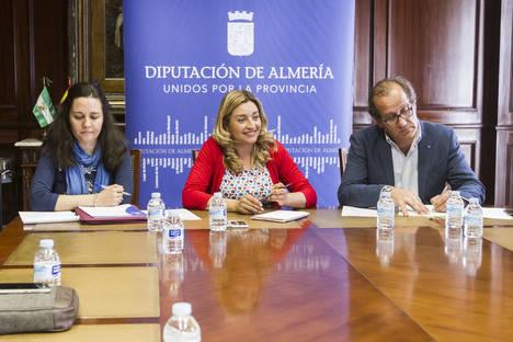 Diputación reúne al sector vitivinícola para establecer líneas de promoción conjuntas