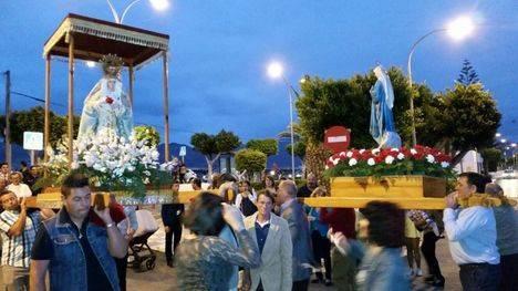 Barrio Archilla y Cañada Sebastiana despidieron unas fiestas muy participativas en honor de la Virgen Macarena