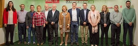 Sánchez Teruel sólo quiere hablar de una victoria del PSOE en las Generales