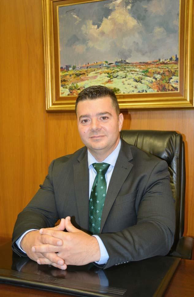 Francisco gonz lez es el nuevo director general de cajamar for Cajamar oficinas valencia