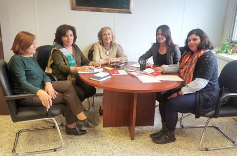 Diputación y APRAMP establecen lazos de colaboración para prevenir la prostitución