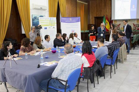 Diputación presenta a empresarios del Levante Almeriense el Plan de Dinamización Empresarial