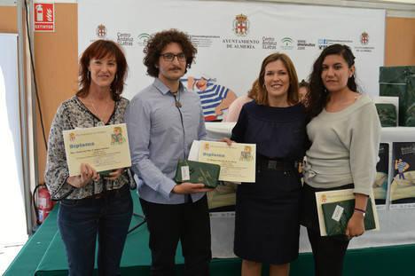 Moisés Palmero gana el Concurso de Cuentacuentos de la Feria del Libro