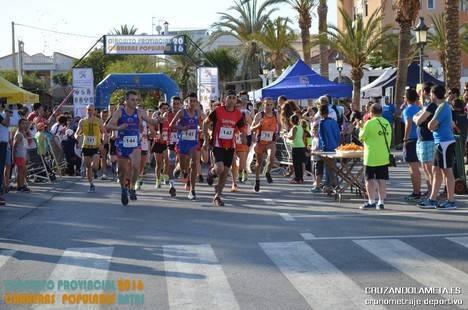 El Circuito Provincial de Carreras Populares vive su tercera jornada en Antas