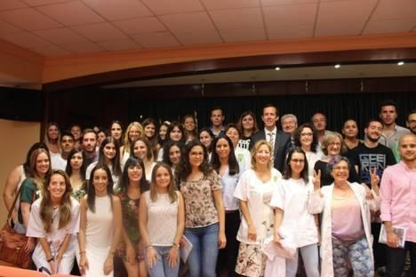 Medio centenar de especialistas internos residentes inician su formación en Torrecárdenas