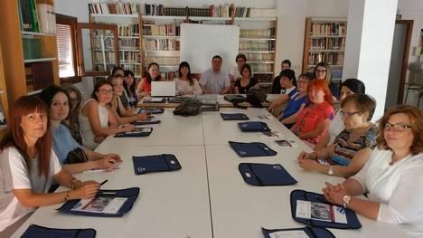 Diputación inicia en Canjáyar la programación de los cursos para la 'Promoción Laboral de Mujeres'