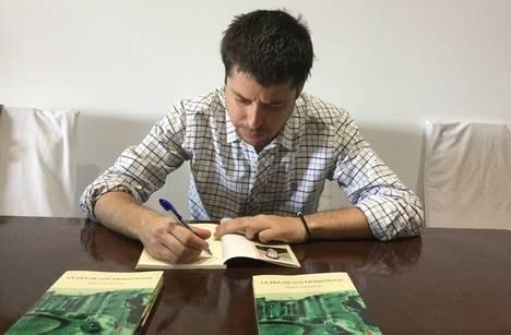 Pablo Requena publica su segunda novela titulada
