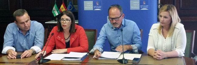 El PSOE reprocha a Amat que le haya quitado al Plan de Igualdad de la Diputación un tercio del presupuesto