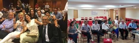 El postdebate se juega en Almería con Rajoy e Iglesias