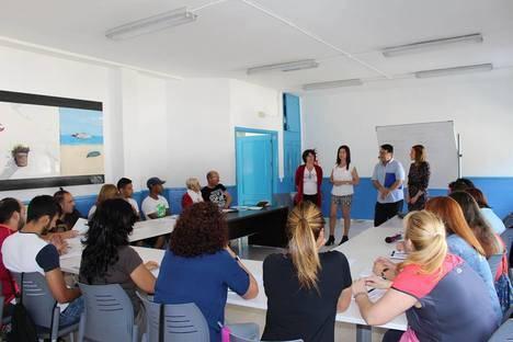 Diputación culmina un curso de Inglés básico en Hostelería destinado a jóvenes