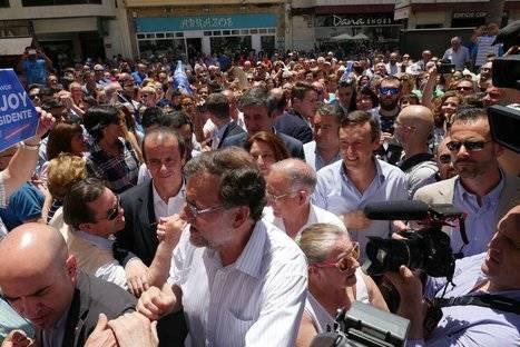 Adra se vuelca con el Presidente del Gobierno Mariano Rajoy