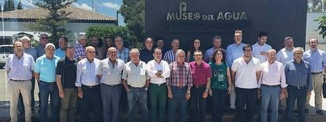 """Diego Clemente: """"La Autovía del Agua será una de las claves en las negociaciones para el próximo presupuesto de la Junta"""""""