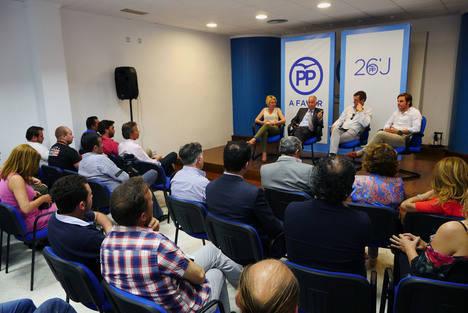 """Hernando: """"Las reformas del PP han impulsado el turismo y ahora somos los más competitivos del mundo"""""""