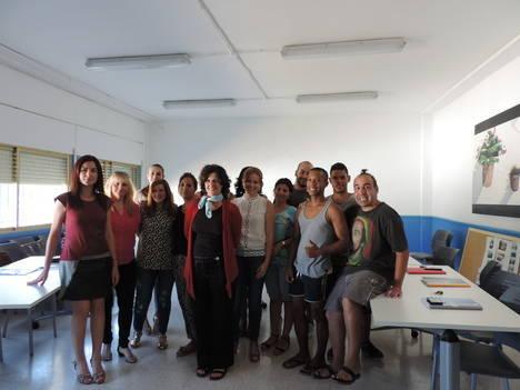 Diputación clausura el Taller de Fotografía Digital en Tíjola