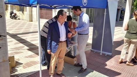"""Matarí: """"Si seguimos con las reformas podremos crear 60.000 empleos en Almería en los próximos cuatro años"""""""
