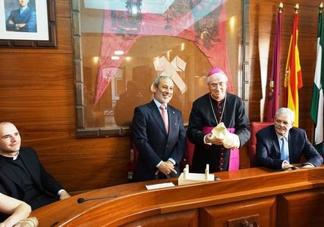 Visita Canónica del Obispo de Almería al municipio de Vera