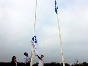 Cinco banderas azules y cuatro 'Q de Calidad Turística' ondean en las playas ejidenses como reconocimiento a la excelencia