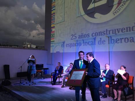 La Unión Iberoamericana de Municipalistas ha reconocido el apoyo que realiza la Diputación de Almería en defensa del Municipalismo