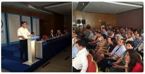 Hernando dice que 'España se merece un gobierno en positivo'