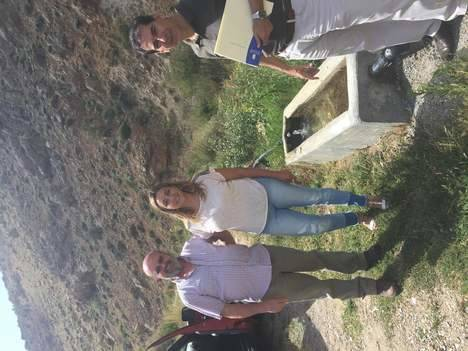 Diputación y Bacares buscan soluciones al encauzamiento de las Nimas