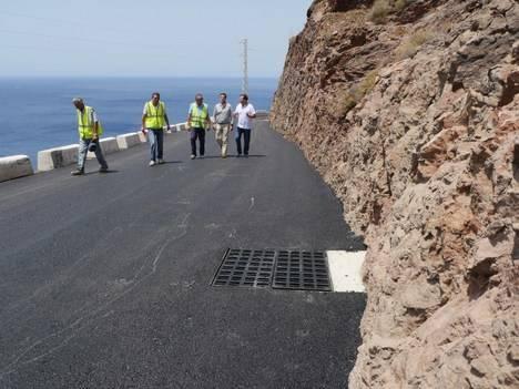 Diputación invierte 15,6 millones desde al año 2012 en mejorar la Red Viaria Provincial