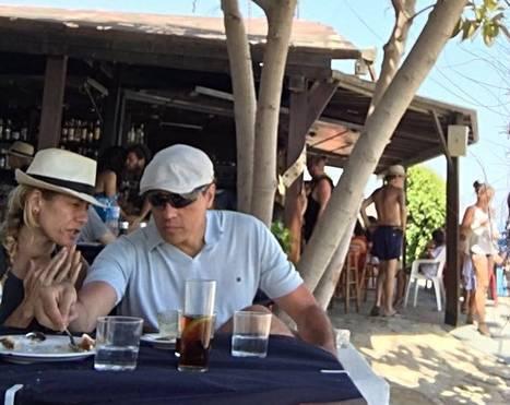Descubren a Pedro Sánchez de vacaciones en Mojácar