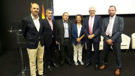 Plásticos Maro representa a Almería en la I Jornada de la Industria Química organizada por la Junta de Andalucía