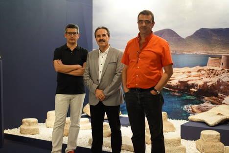 El Museo de Almería acoge una exposición con más de 250 piezas pertenecientes a la arqueología subacuática