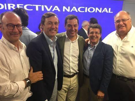 Mariano Rajoy vuelve a confiar en Rafael Hernando como portavoz del PP en el Congreso