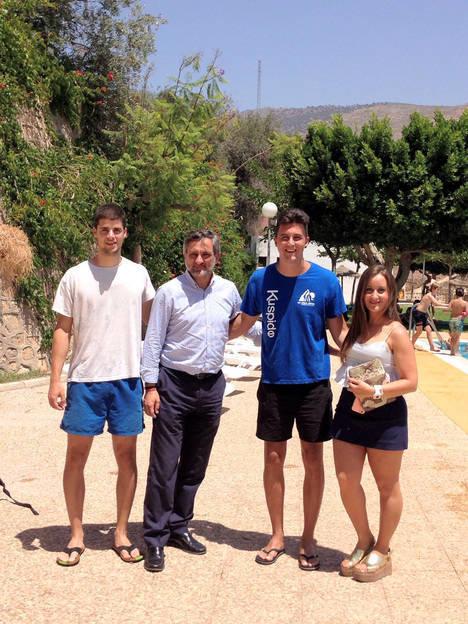Canjáyar impulsa la escuela 'Verano Creativo' para 22 menores con el apoyo de Diputación