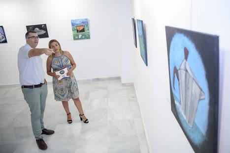 Juan José Rosado expone su obra en la Galería Alfareros dentro del Programa ALEX