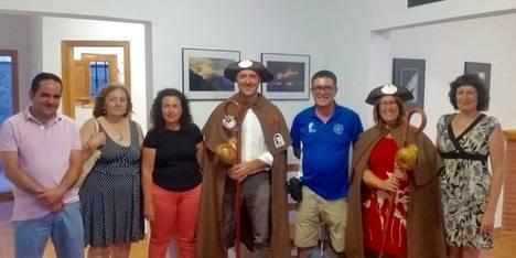 Abla inaugura un albergue municipal para peregrinos del Camino Mozárabe de Santiago