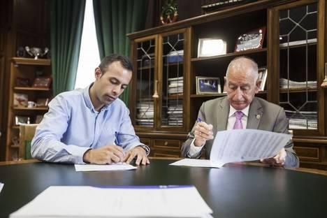 Diputación soluciona la falta de agua en Olula de Castro instalando un sondeo y una potabilizadora
