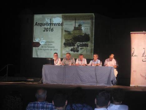 """El escritor e historiador Enrique Fernández Bolea presenta en Terreros su libro """"Historias para una historia: Cuevas del Almanzora y su provincia"""""""