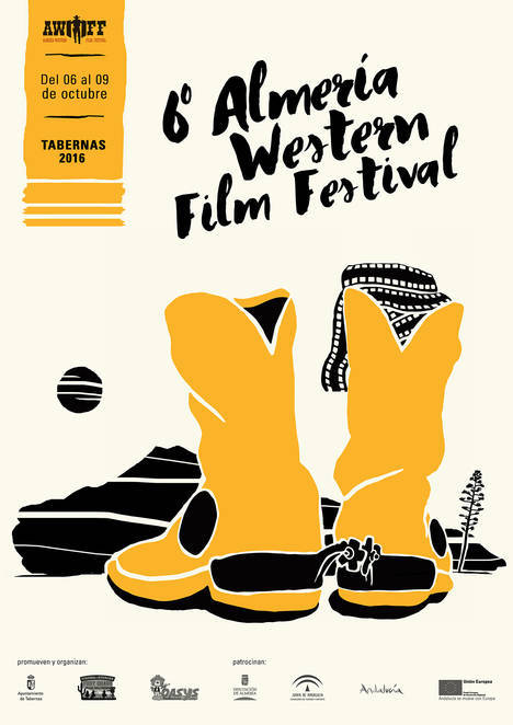 Almería Western Film Festival presenta su imagen para la edición de 2016