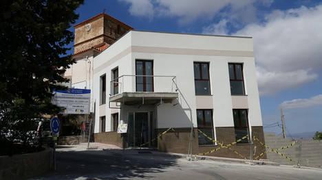 Diputación amplia y reforma la Casa Consistorial de Turrillas con 173.000 euros