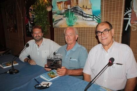 Escritor pulpileño Pedro Locubiche presenta en Terreros su segunda novela