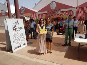 El VI Concurso Paseo de Caballos entrega sus premios en #AlmeriaenFeria