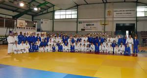 M�s de 125 participantes en el II Trofeo Escolar de Judo en #Almer�aEnFeria