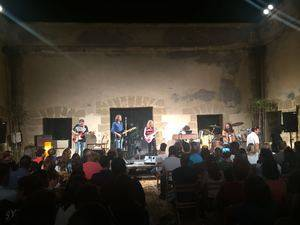 3.700 espectadores en la XIX edici�n del Ciclo de Conciertos del Castillo de Guardias Viejas