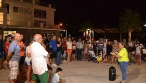 Cerca de 150 personas disfrutan de las Visitas Guiadas Teatralizadas durante el verano