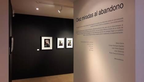 La exposición del Museo de Almería 'Diez miradas al abandono' seguirá abierta hasta el 18 de septiembre