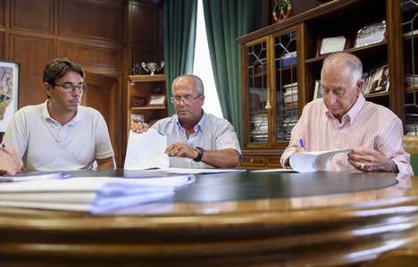 Diputación realizará un completo Plan de Obras en la Carretera de Níjar a Lucainena