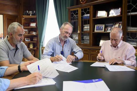 Diputación invierte en la mejora de los accesos de Chercos a Cóbdar