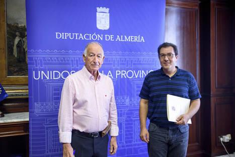 Diputación estrecha sus lazos de colaboración con proyectos sociales almerienses